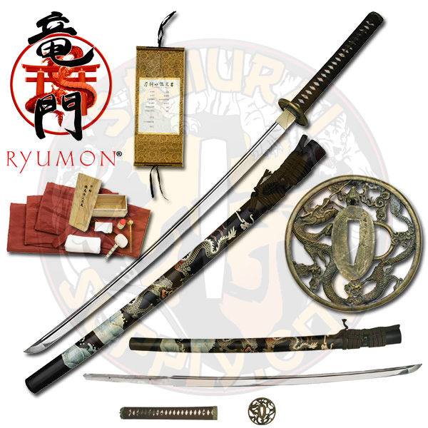 RY3200 - Ryumon Dragon Katana Sword