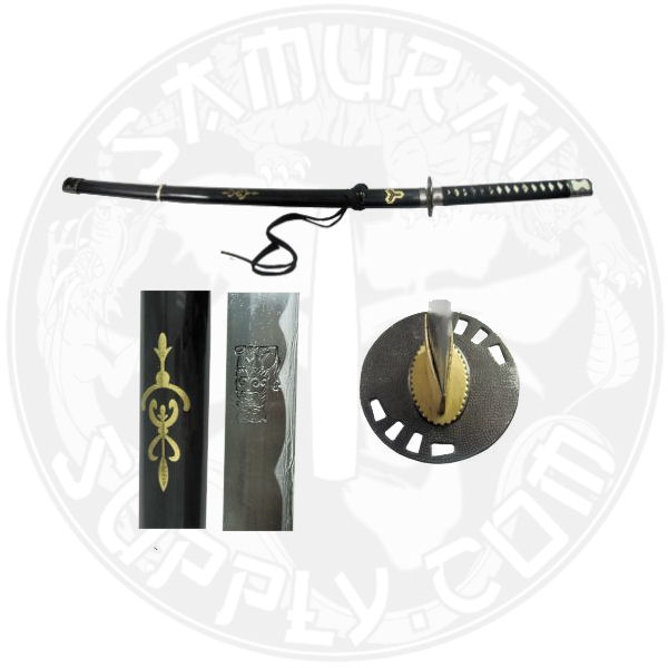 SS028BK-C - Musha Kill Bill Bride Sword