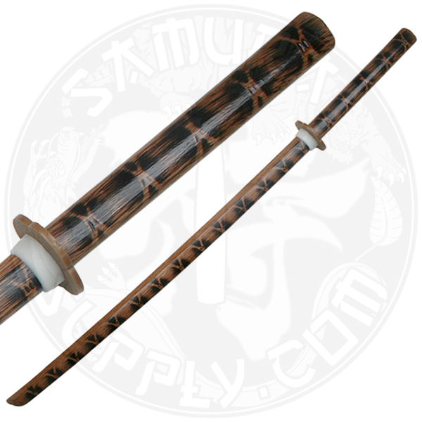 1802T - Tiger Training Bokken