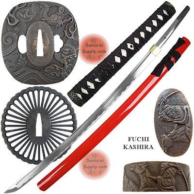 how to make a samurai sword